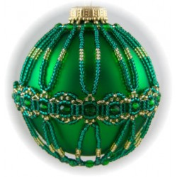 Infinity Ornament Cover Kit Green/Gold