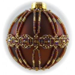 Infinity Ornament Cover Kit Topaz/Gold