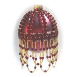 Tiffany Ornament Cover Kit Garnet