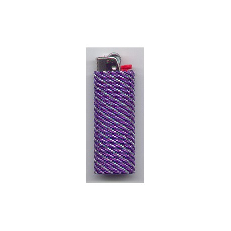 Stripes Lighter Cover