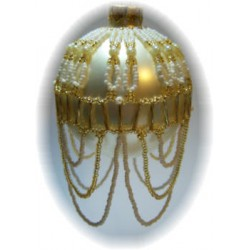 Angelica Ornament Cover Kit Gold