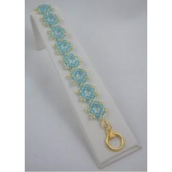 La Fleur Bracelet Kit Lt. Aqua